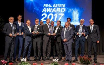 """Privera Gewinnt den """"Swiss Real Estate Award 2017"""" in der Kategorie Vermarktung"""