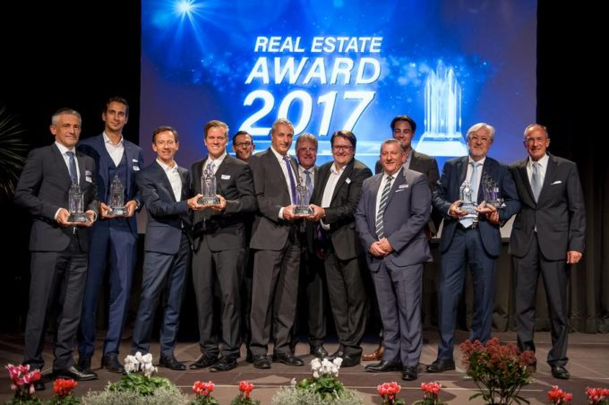 "Privera Gewinnt den ""Swiss Real Estate Award 2017"" in der Kategorie Vermarktung"