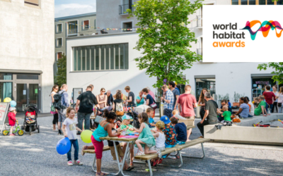 """more than housing"" – Winner of the World Habitat Award"