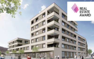 "Tonwerk Lausen – Winner Swiss Real Estate Award ""Vermarktung"""