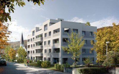 Neubauprojekt Kornweg Döttingen