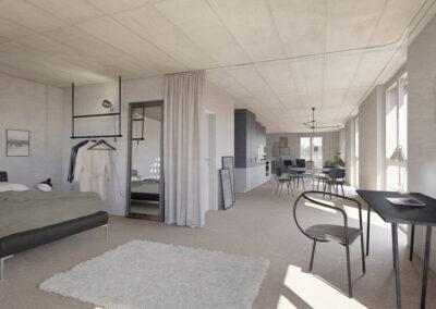 stettbach schlafzimmer loft