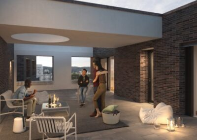 Neubauprojekt Furnierwerk Rheinfelden