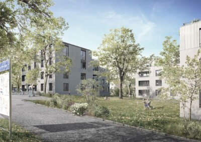 Neubauprojekt Im Rank Aarwangen