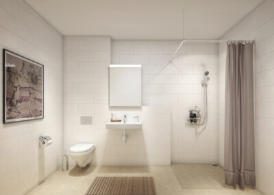 Rhyvage Badezimmer