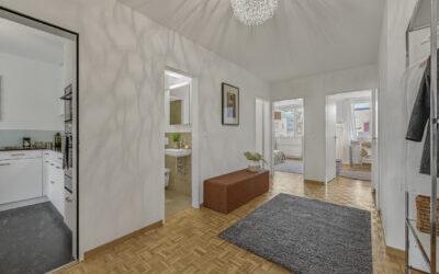 Neubauprojekt Burgfeldermattweg Allschwil