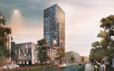 Neubauprojekt Giessenturm