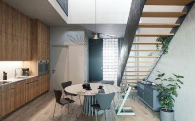 Neubauprojekt Oerban
