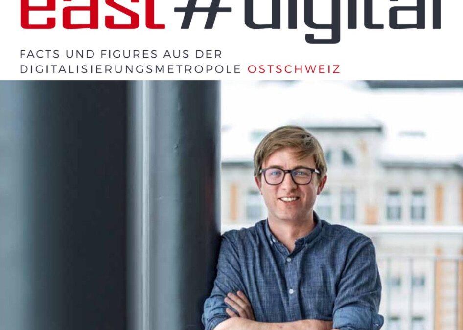 Neuer Beitrag im east#digital