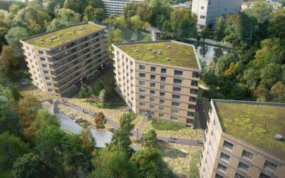 Neubauprojekt zellweger park