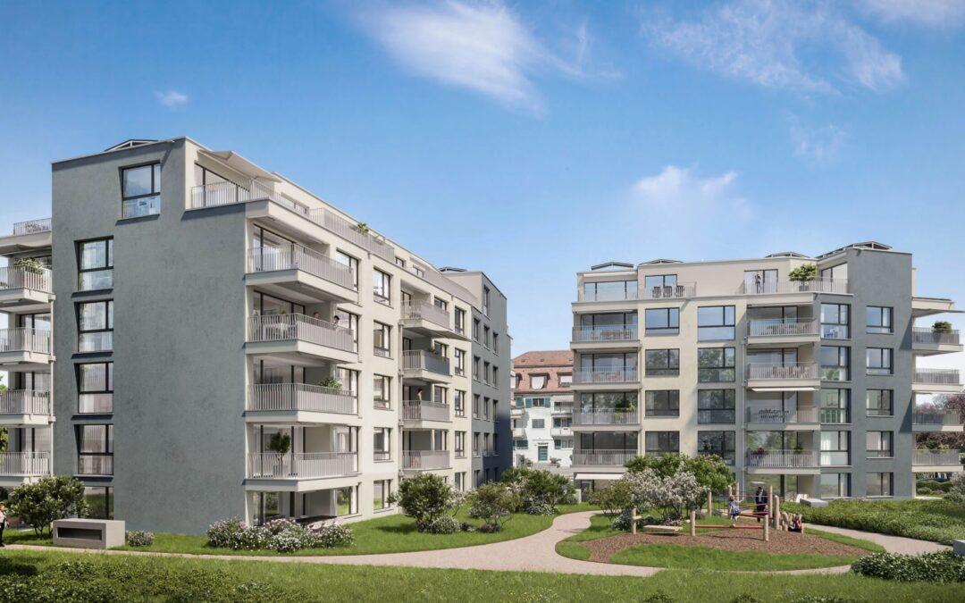 Neubauprojekt Sihlfeld