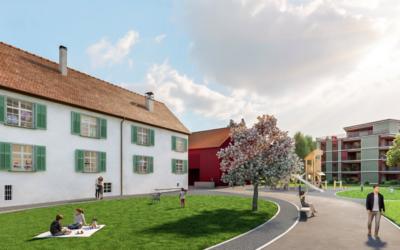 Neubauprojekt Gloggeguet – Schaffhausen