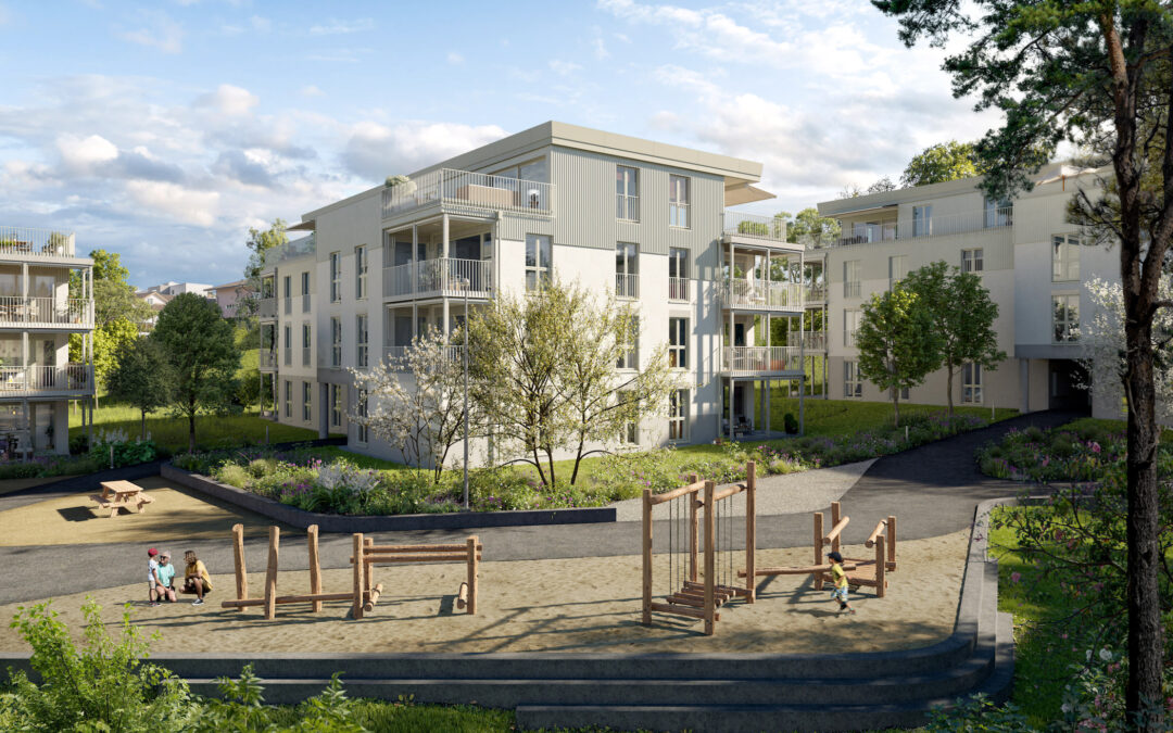 Neubauprojekt Am Landberg