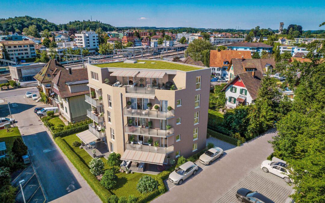 Neubauprojekt Waldstrasse