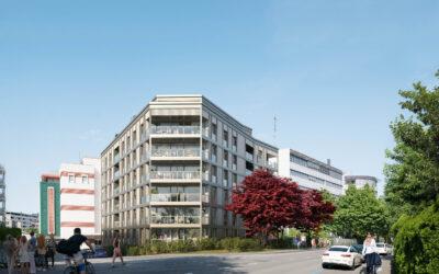 Neubauprojekt Tribsche Luzern