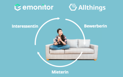 emonitor und Allthings integrieren ihre Plattformen