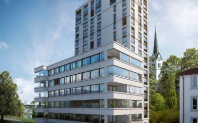 Neubauprojekt Mühle Rickenbach