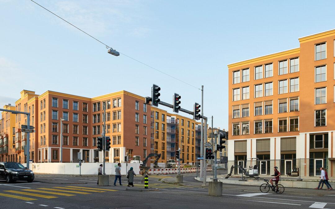 Neubauprojekt Hornbach