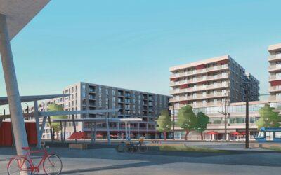 Neubauprojekt Stettbach Mitte