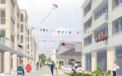 Neubauprojekt Hobelwerk