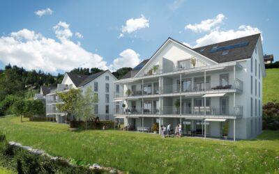 Neubauprojekt Holzweid
