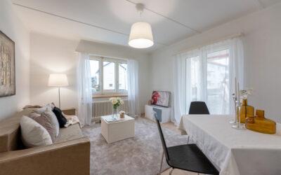Neubauprojekt Frohdörfli Suhr