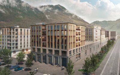 Neubauprojekt Hertipark