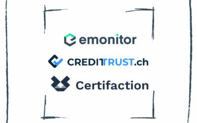 Unsere Partner: Certifaction & CreditTrust