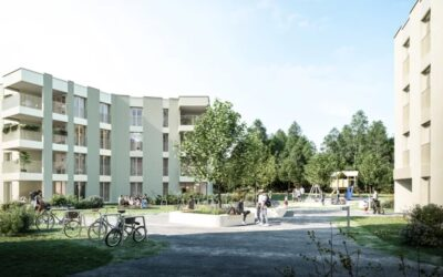 Neubauprojekt Haslirainpark