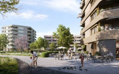 Neubauprojekt Hirzenpark