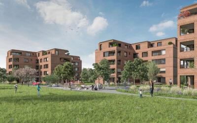 Neubauprojekt am Riedthof