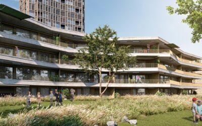 Neubauprojekt Giessenplatz