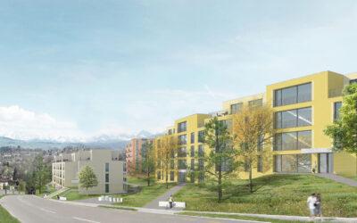 Neubauprojekt Hangenmoos