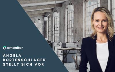 emonitor stellt sich vor: Angela Bortenschlager